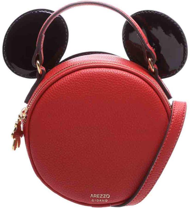 Disney X Arezzo – Sapatos e bolsas do Mickey
