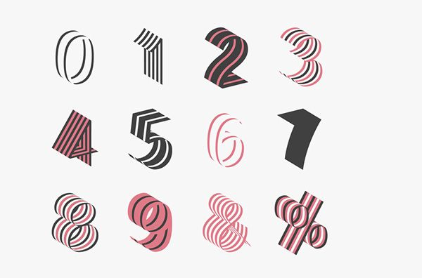Bend Typeface + free font on Typography Served