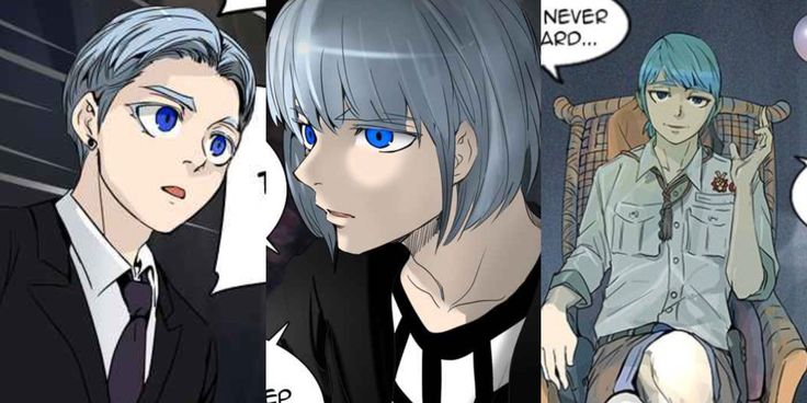 Pin by alexis victoria on tower of god in 2020