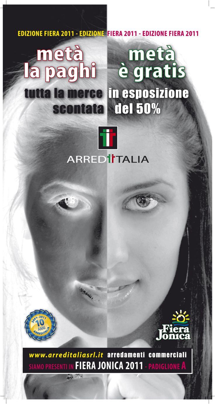 Adv eseguita nel 2011 per la nostra Assistita, Arreditalia srl.