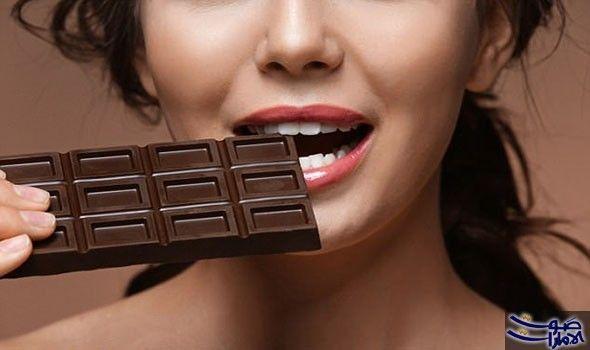 الشوكولاتة أفضل غذاء للذاكرة وكبار السن أفادت دراسة إيطالية حديثة بأن تناول الكاكاو أو أحد منتجاته وهي Dark Chocolate Benefits Prevent Diabetes Younger Skin