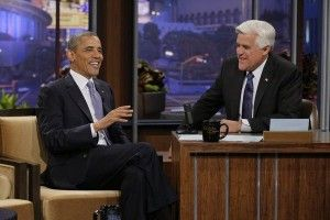 Watch the best moments of President Barack Obama interview on The Tonight Show with Jay Leno August 6th 2013