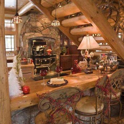 Pingl par melanie harris sur dream home pinterest for Jackson wyoming alloggio cabine