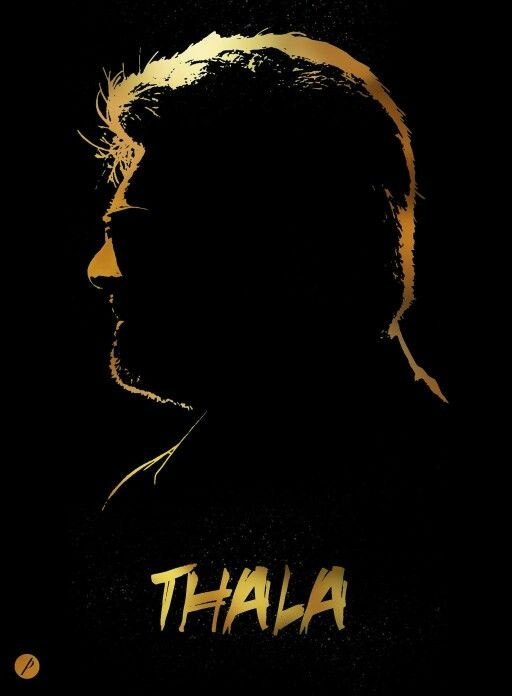 Fan Art Thala Mr.Ajith Kumar