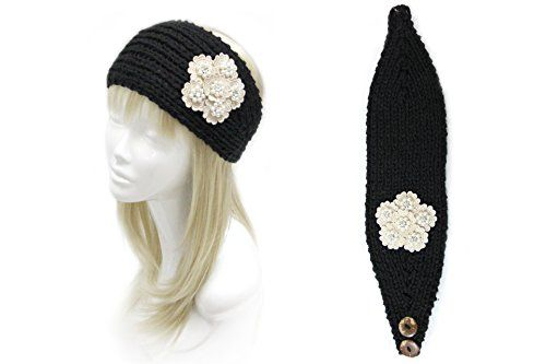 Hand Knitted Hairband Hair Accessories *** You can get more details by clicking on the image.(This is an Amazon affiliate link and I receive a commission for the sales)