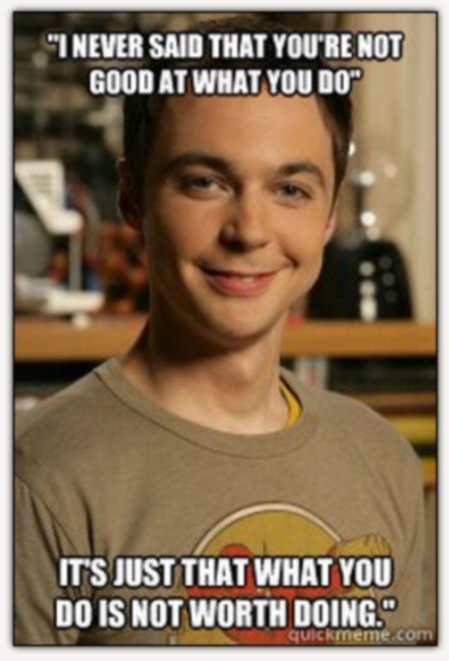 Sheldon Cooper Memes: Shelly's real and imagined lines in 'The Big Bang Theory'