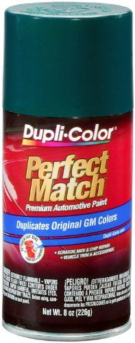 Dupli-Color (BGM0517-6 PK) Dark Green General Motors Exact-Match Automotive Paint - 8 oz. Aerosol, (Case of 6) - http://www.caraccessoriesonlinemarket.com/dupli-color-bgm0517-6-pk-dark-green-general-motors-exact-match-automotive-paint-8-oz-aerosol-case-of-6/  #Aerosol, #Automotive, #BGM05176, #Case, #Dark, #DupliColor, #ExactMatch, #General, #Green, #Motors, #Paint #All-Green-Automotive, #Green-Automotive