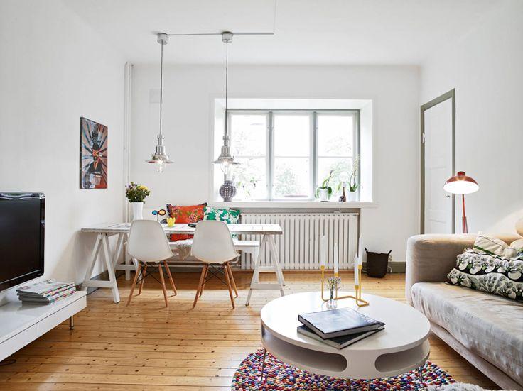 25 beste ideeà n over scandinavische woonkamers op pinterest