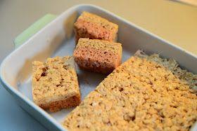 Det Mælkefri Køkken: Sprøde marshmallows-snacks