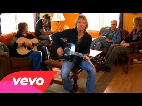 Music video by Bon Jovi, Jennifer Nettles performing Who Says You Can't Go Home. (C) 2005 The Island Def Jam Music Group