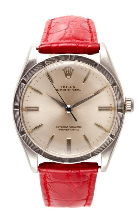 Rolex Stainless Steel Oyster Perpetual Watch by CMT Fine Watch and Jewelry Advisors for Preorder on Moda Operandi