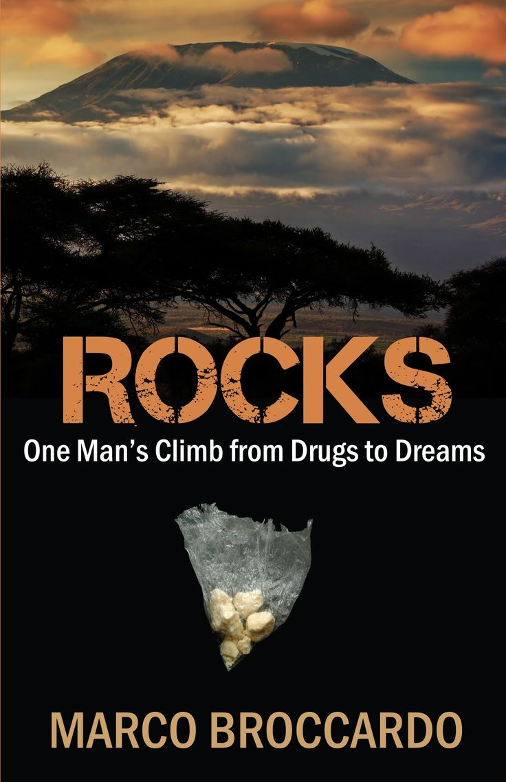 Book trailer for ROCKS - One Man's Climb from Drugs to Dreams on YouTube