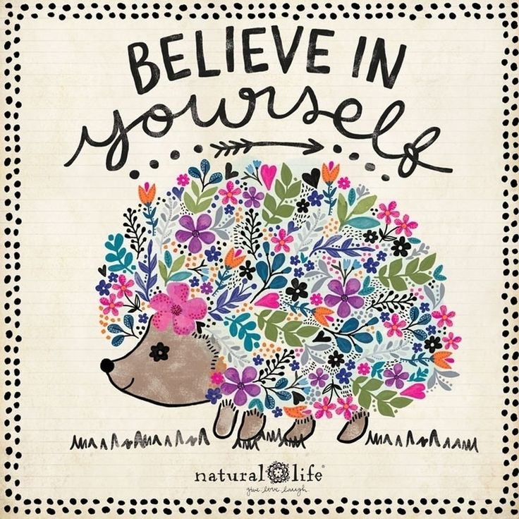 In a world where you can be anything, be yourself! ❤️