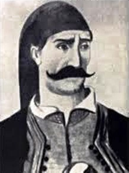 Ι. Φαρμάκης (1750-1821).