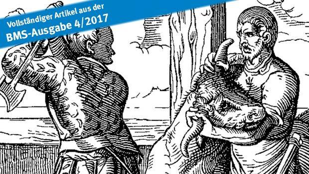 Unter den vielen Botendiensten in fürstlicher, territorialer oder körperschaftlicher Hoheit hat sich im Herzogtum Württemberg über Jahrhunderte eine von Metzgern betriebene lokale Botenpost bewährt. Sie existierte vom ausklingenden Mittelalter bis in die Neuzeit. Von ihrer Existenz ist aber selbst unter…