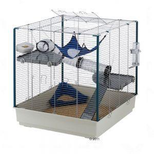 Ferret Cages: great bargain at zooplus: Ferplast Ferret Cage Furet XL