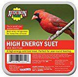 Early Bird Special: Audubon Park 1845 High Energy Suet Cake Wild Bird Food 11.75-Ounces  List Price: $26.28  Deal Price: $4.75  You Save: $1.25 (21%)  Audubon Park 1845 Energy 11 75-Ounces  Expires Feb 12 2018