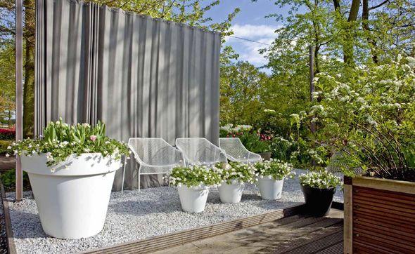 53 besten sichtschutz garten bilder auf pinterest sichtschutz garten garten terrasse und. Black Bedroom Furniture Sets. Home Design Ideas