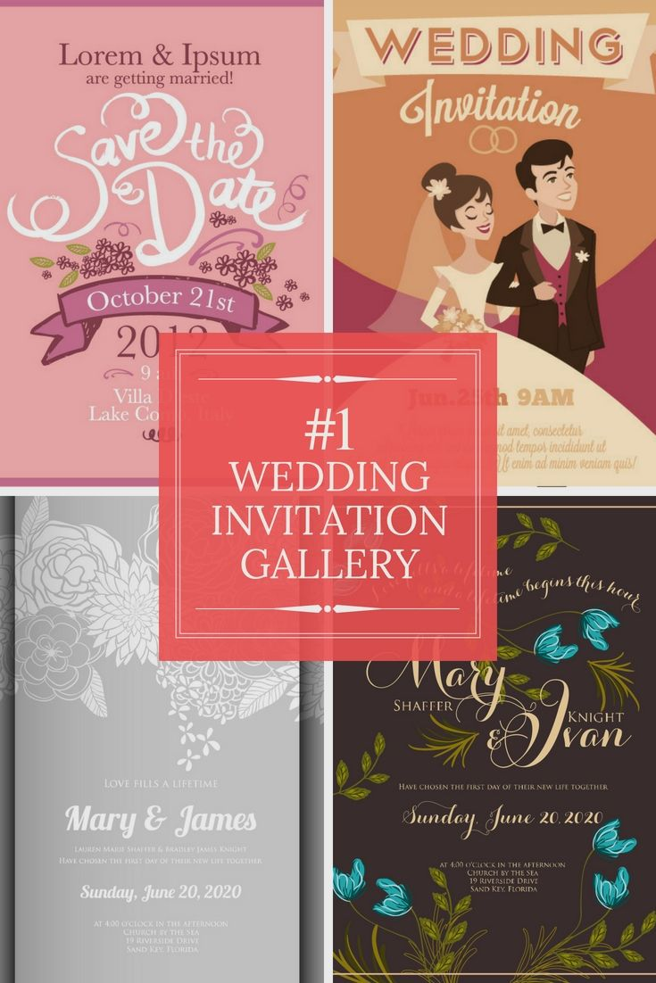 Free Wedding Invitation Cards Samples - Get Started Researching Your ...