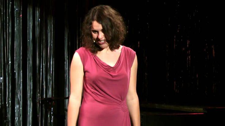 Mia Pittroff im Quatsch Comedy Club Berlin 2011