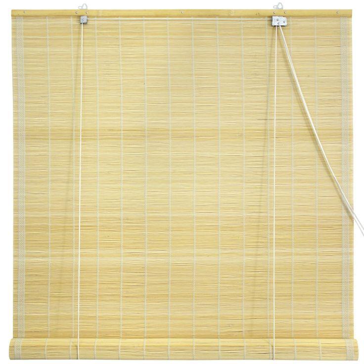Amazon Com Oriental Furniture Matchstick Roll Up Blinds