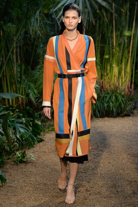 Hermès Spring 2014 Ready-to-Wear Collection Slideshow on Style.com
