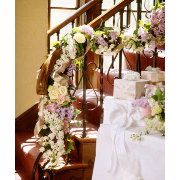 Home Decorating Ideas For Wedding: 209 Best Stairway Decorations Images On Pinterest
