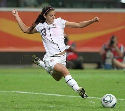 Alex Morgan, Soccer #olympics #london2012 #travel #london