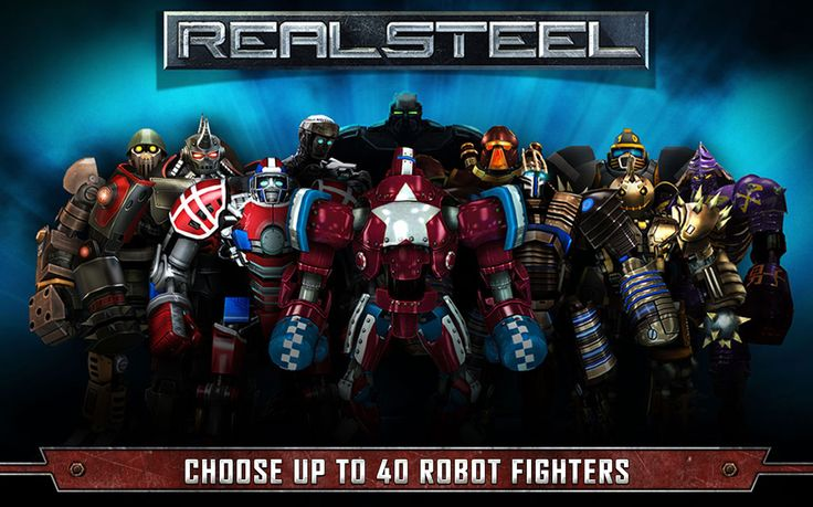 The REAL STEEL game is a robot-boxing game. The original game has been updated and the updated version is much more cooler. The qualitative graphics would drive you crazy. The new heroes and the advanced tricks are insanely good. The game is being appreciated worldwide by all the gamers.