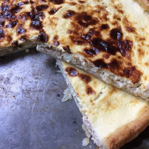 quiche au thon facile, rapide et pas cher #cuisine #food #homemade #faitmaison #recette