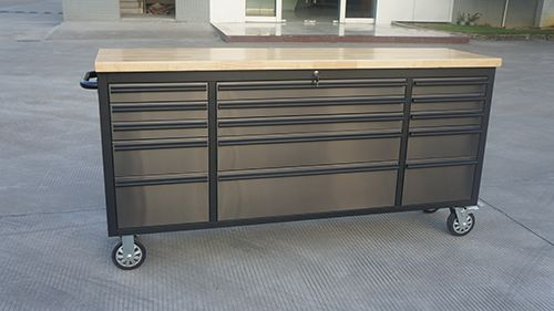 Work Bench – 15 Drawer Tool Chest