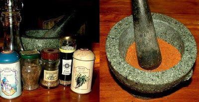Tomakonyha: Fűszerkeverékek, ízesítők...