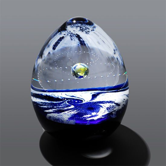 Glass works by Fusion Factroy, Japan