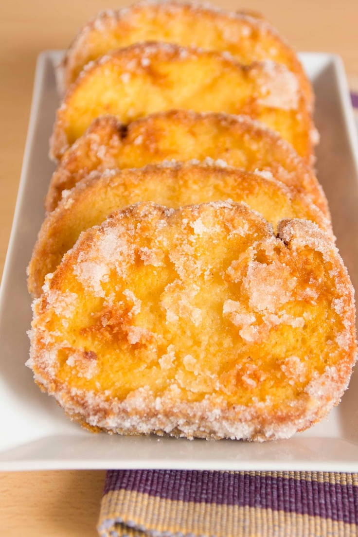 Muffin Galaxy: TORRIJAS DE NATILLAS