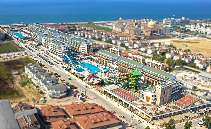 Crystal Waterworld Resort & Spa - Boğazkent, Antalya Otelleri