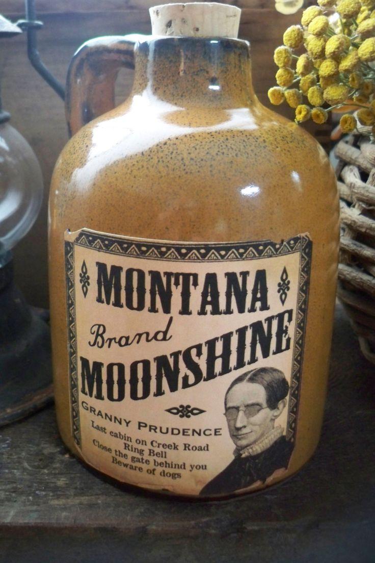 moonshine jug in bottle - photo #32