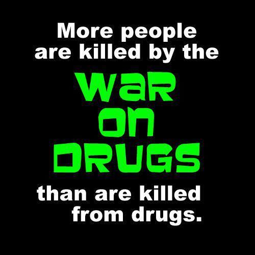 how to end the war on drugs