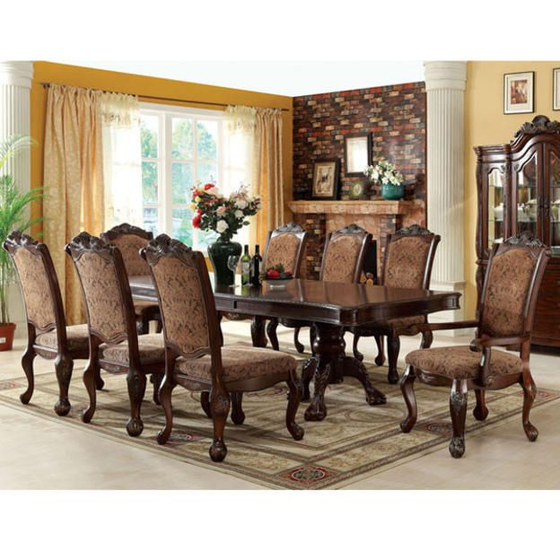 9 Piece Formal Dining Room Sets: 18 Best Dining Room Images On Pinterest