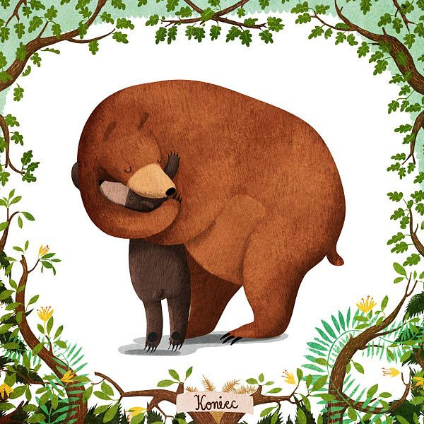 Hug me, please by Emilia Dziubak