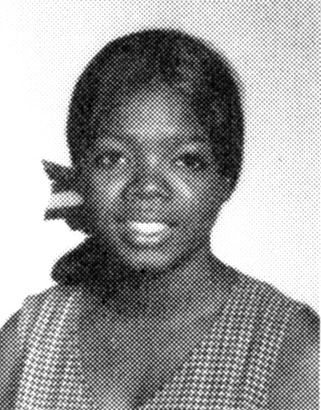 young-1969-sophmore-photo-GC jpg  321  215 410 Young Adult  Oprah Winfrey    Oprah Winfrey As A Young Adult