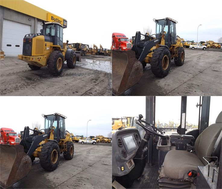 Get best deals on Used 2006 #Deere 444j #Wheel_loader which is available for sale in Bismarck, ND, USA by Butler Machinery Co dealer just for only $ 46500. If you are looking more information, then click here:http://goo.gl/CVdj3k