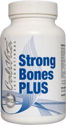 Szervezetünk nem állít elő kalciumot és magnéziumot, de ezek az ásványi anyagok elengedhetetlenül szükségesek az egészséges csontok és fogak szerkezetének megőrzéséhez és a normális izomműködés biztosításához. A Strong Bones kapszulák a felszívódáshoz legmegfelelőbb, 2:1 arányban tartalmazzák ezt a két mikroelemet, így járulnak hozzá az egészségünkhöz.