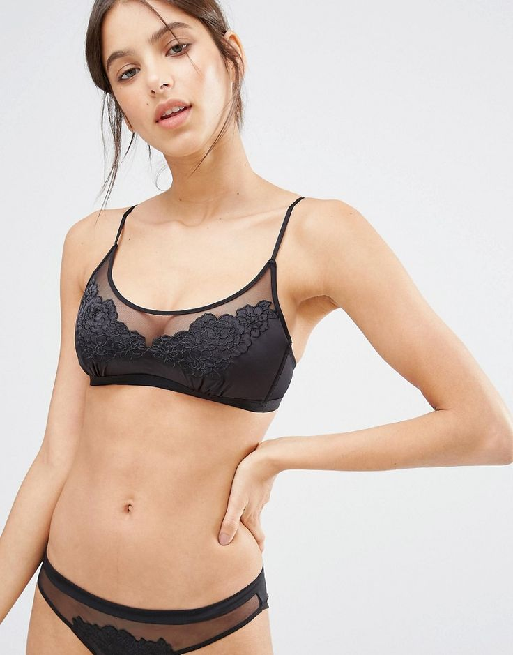 Image 1 of Oysho See Me Not Bralette