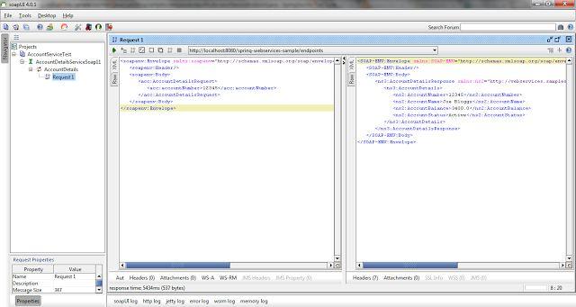 Brians Java Blog - Spring Web Services Tutorial