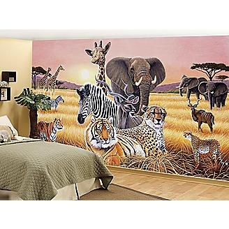 Safari Wall Mural Part 65