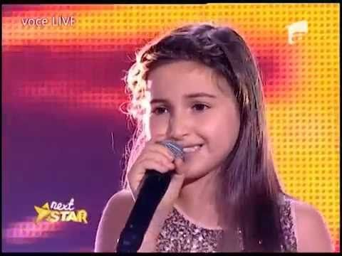 "Miruna Schiopu - Pink - ""Just Give Me A Reason"" - Next Star"