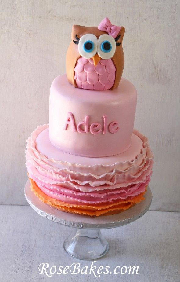 15 best Owl Party Ideas images on Pinterest Owl cakes Owl parties