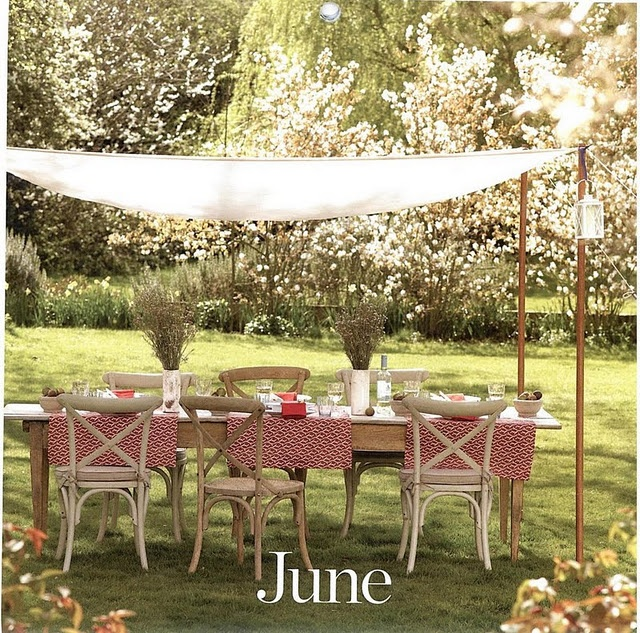 BACK GARDEN: Garden Party ideas....