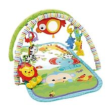 Fisher Price - Gimnasio Musical Animalitos de la Selva