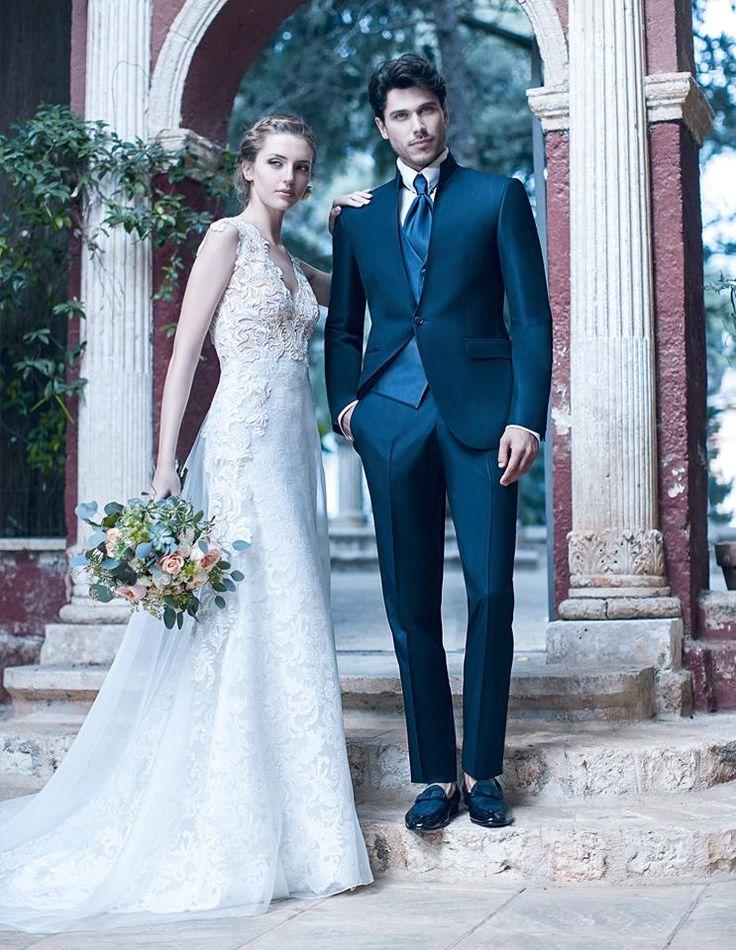 Carlo Pignatelli Sartorial Wedding and Couture - collections 2017. #carlopignatelli #couture #bride #sposa #sposo #groom #suit #weddingdress #bridalgown #wedding #matrimonio #weddingday
